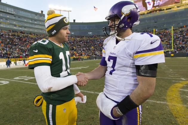 Vikings vs. Packers: Takeaways from Green Bay's 26-26 Tie to Minnesota
