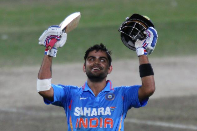 Virat Kohli or Viv Richards: Comparing  India ODI Star with West Indies Great