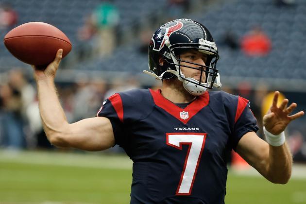 Texans vs. Jaguars: Takeaways from Houston's 13-6 Loss Against Jacksonville