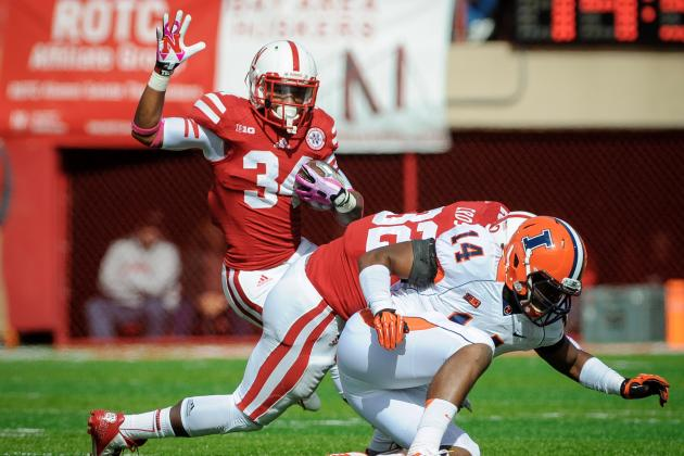 Nebraska Football: 5 Underclassmen Who Will Be Stars by Thanksgiving 2014