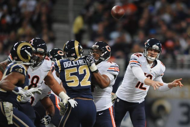 Bears vs. Rams: Full Roster Report Card Grades for Chicago