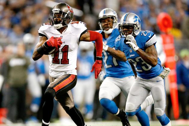 Buccaneers vs. Lions: Takeaways from Tampa Bay's 24-21 Win Against Detroit
