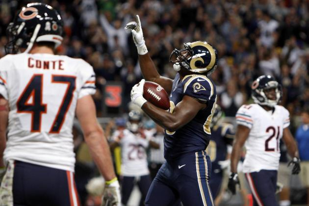Bears vs. Rams: Takeaways from St. Louis' 42-21 Win over Chicago