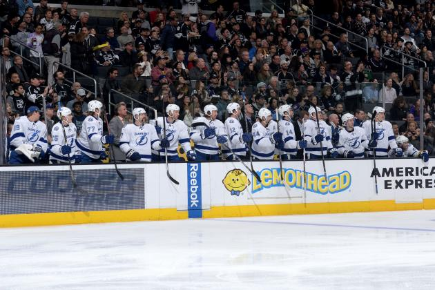 Stock Watch for Tampa Bay Lightning's Top-6 Forwards