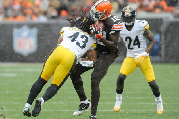 Steelers vs. Browns: Takeaways from Pittsburgh's 27-11 Win