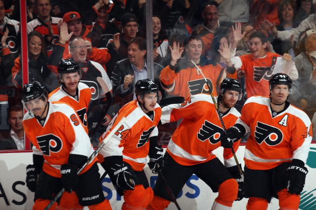 Philadelphia Flyers' 5 Most Pleasant Surprises in 2013-14