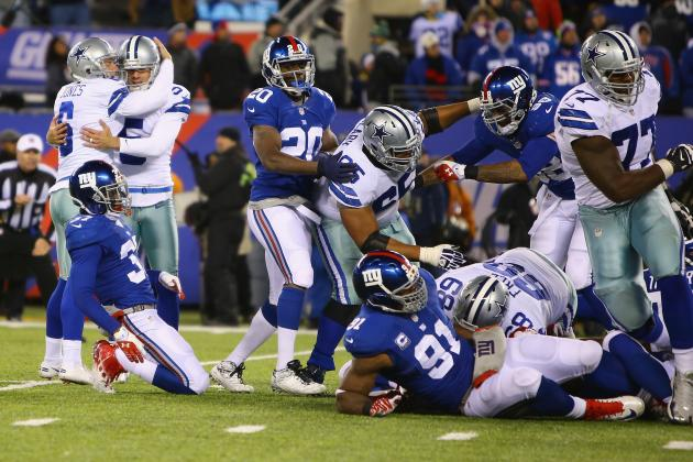 Cowboys vs. Giants: Takeaways from Dallas' 24-21 Win over New York