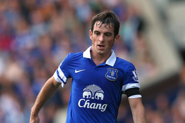 Leighton Baines Transfer News and Rumours Tracker: Week of November 25