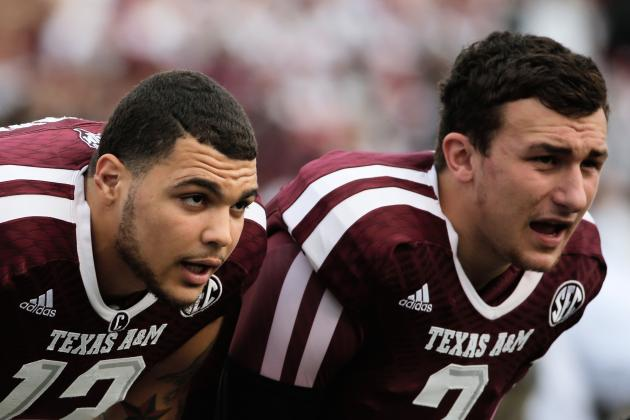 Texas A&M vs. Missouri: Power Ranking 5 Best Draft-Eligible Players in the Game