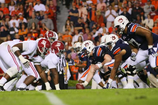 Alabama vs. Auburn: Whose 2014 Recruiting Class Is Better Right Now?