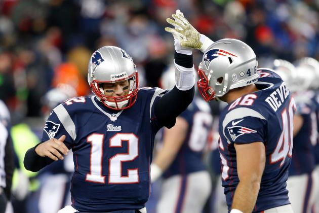 5 Things We Learned About the Patriots After Week 12 Win over Broncos