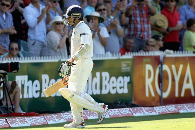 Assessing the Successors to Sachin Tendulkar in the India Test Team