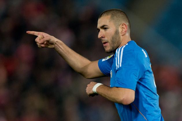 Karim Benzema Transfer Rumours: Latest News on Real Madrid Star Week of Dec 9