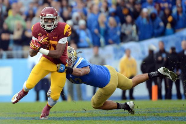 USC vs. UCLA: Power Ranking the Top 5 NFL Draft-Eligible Players in Los Angeles