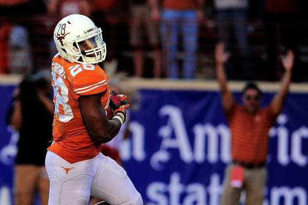 College Football Week 14 Picks: Texas Tech Red Raiders vs. Texas Longhorns