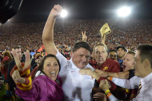 College Football's 10 Best Feel-Good Stories of 2013
