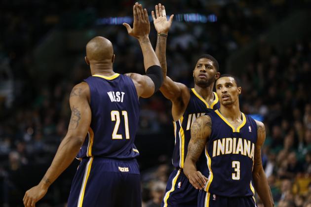 Ranking the Top 10 Teams in the NBA so Far