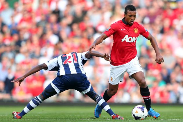 Nani Transfer Rumours: Latest News on the Man United Star (Week of November 25)