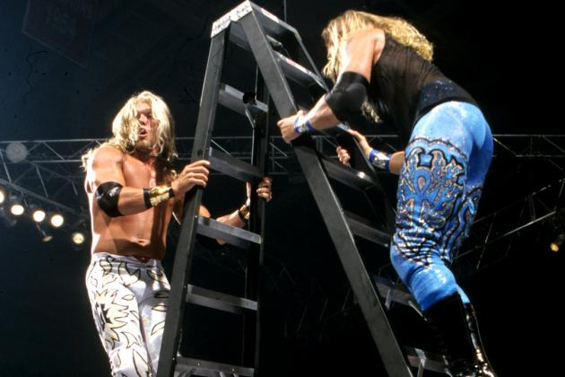 10 Greatest Tables, Ladders and Chairs Matches in WWE History