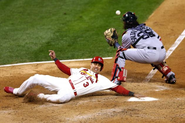 The Top 10 'Strange but True' Plays of the 2013 MLB Season