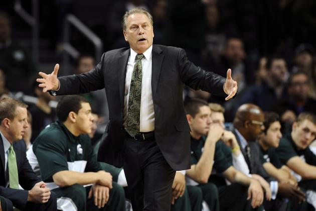 Michigan State Basketball: Games Most Likely to Lead to Spartans' 1st Loss