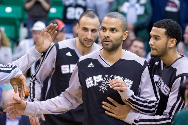 5 Reasons the San Antonio Spurs Are So Good Again