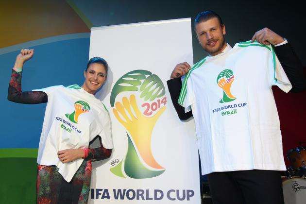 World Cup 2014 Draw: The Celebrities and Musical Acts Who'll Perform