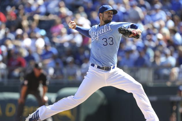 Examining Best Back-End Starting Rotation Options for Kansas City Royals