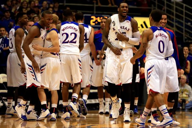 Kansas Basketball: Jayhawks' Biggest Goals for Nonconference Play