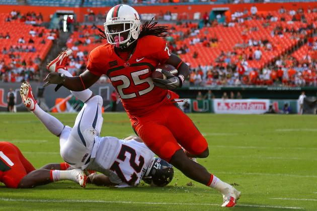 Miami Hurricanes vs. Pittsburgh Panthers: Complete Game Preview