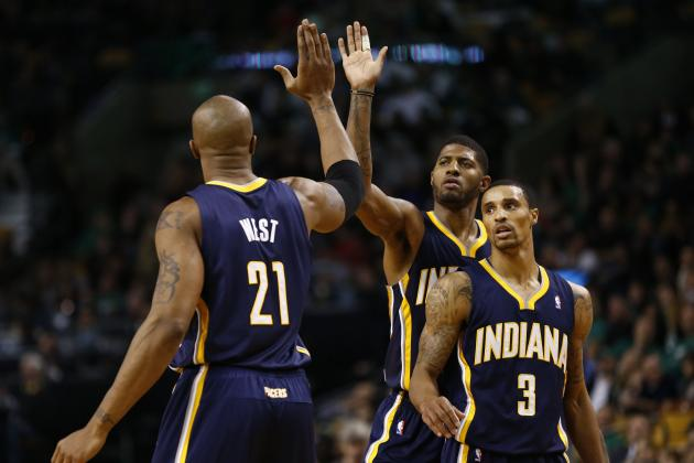Initial Report Cards for Every Key Indiana Pacers Player