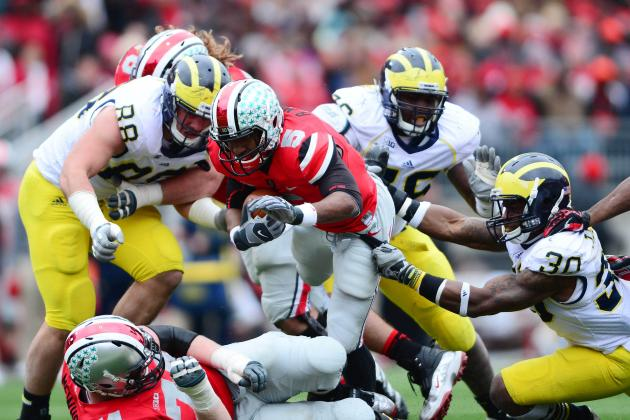 Ohio State Buckeyes vs. Michigan Wolverines: Complete Game Preview