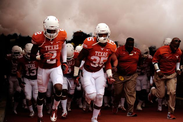 Texas Longhorns vs. Texas Tech Red Raiders: Complete Game Preview