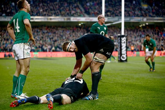 Ryan Crotty and 6 Other Famous Last-Minute Tries