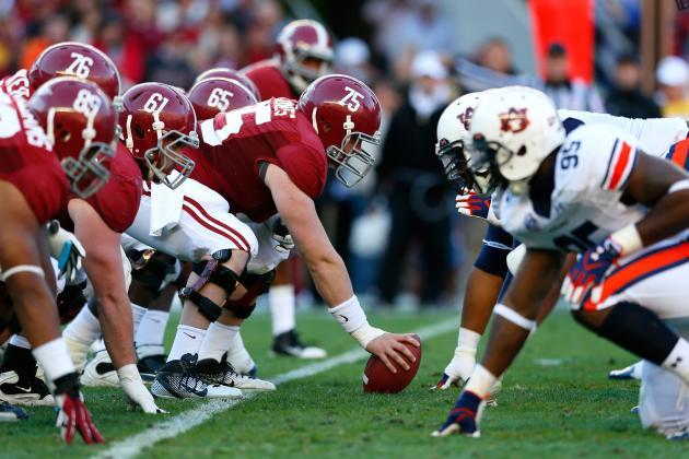 Alabama Crimson Tide vs. Auburn Tigers Complete Game Preview