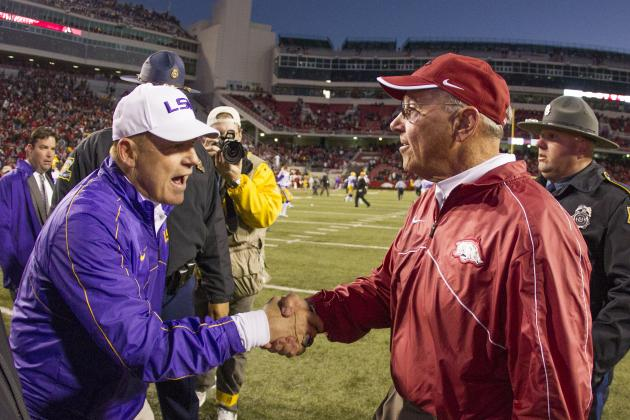 LSU Tigers vs. Arkansas Razorbacks Full Game Preview