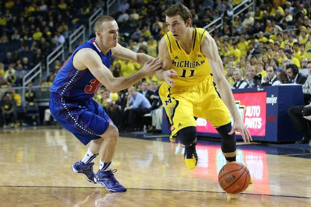 Michigan Basketball: Way-Too-Early Grades for Wolverines Starters