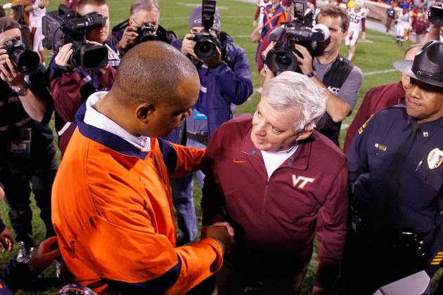 Virginia Tech Hokies vs. Virginia Cavaliers: Complete Game Preview
