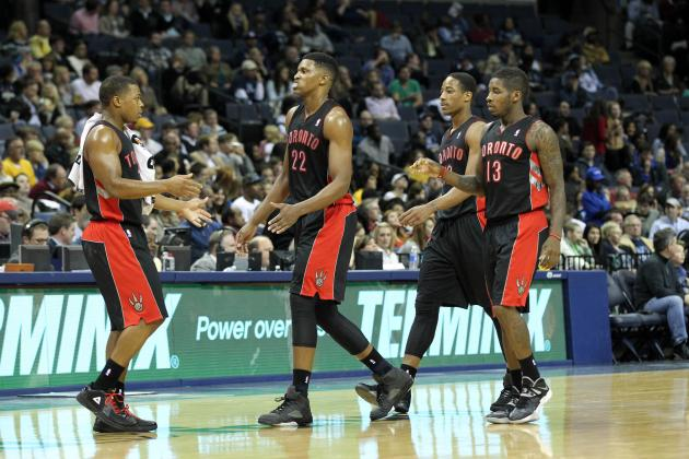Initial Report Card Grades for Every Key Toronto Raptors Player