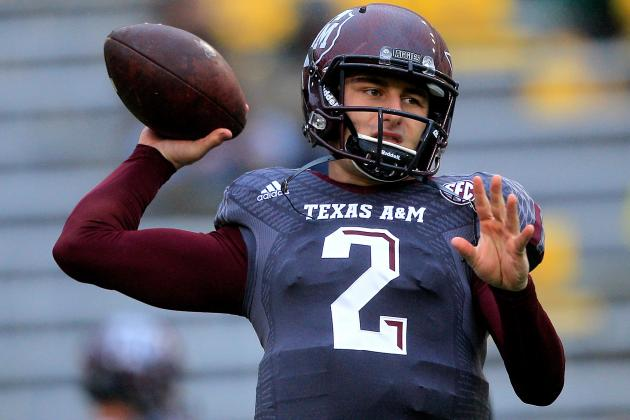 Texas A&M Aggies vs. Missouri Tigers: Complete Game Preview