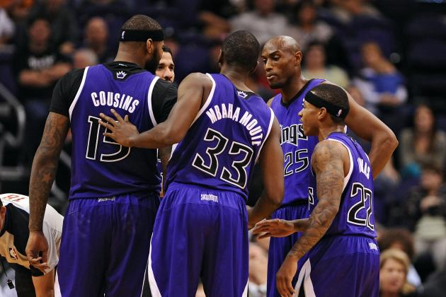 Initial Report Card Grades for Every Key Sacramento Kings Player