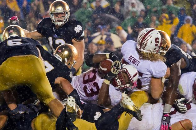 Notre Dame Fighting Irish vs. Stanford Cardinal Complete Game Preview