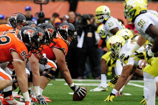 Oregon State Beavers vs. Oregon Ducks Complete Game Preview