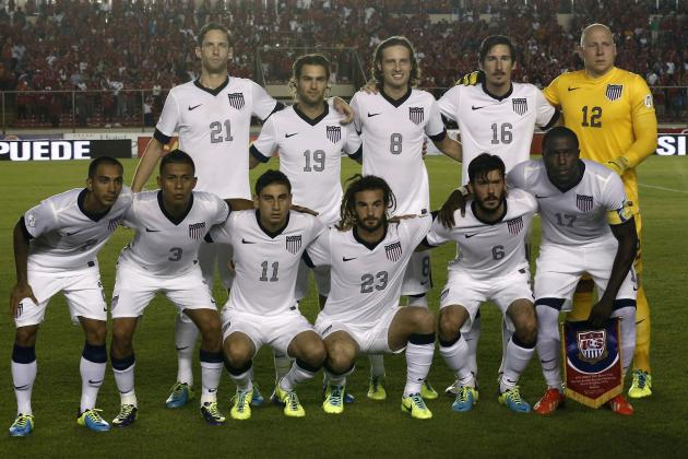 The Ideal Starting XI for the USMNT at the World Cup