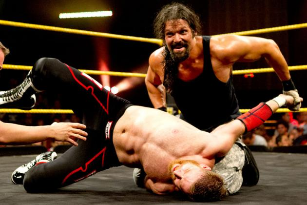 Leo Kruger, the American Wolves and Latest WWE NXT Developmental News