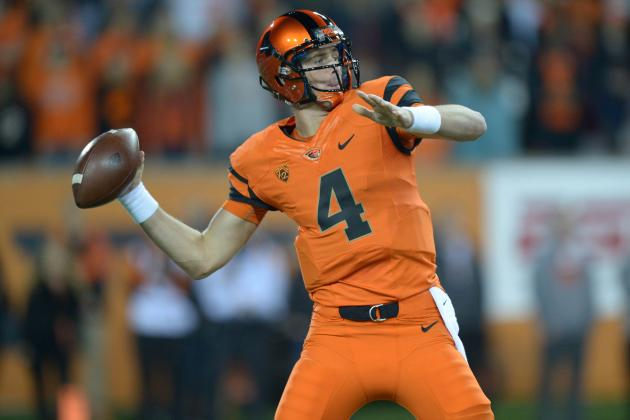 College Football Week 14 Picks: Oregon State Beavers vs. Oregon Ducks