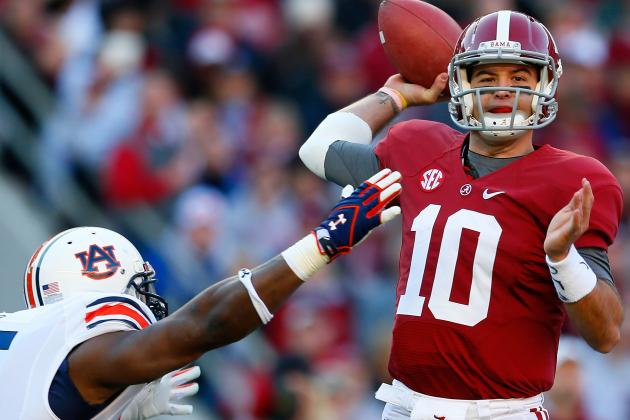 5 Biggest BCS Impact Games of Week 14