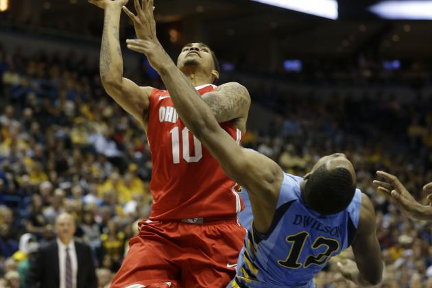 NCAA Basketball Stars Stumbling out of the Gate in 2013-14