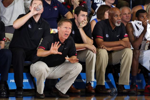 Gonzaga Basketball: 4 Adjustments Bulldogs Should Make in 2013-14
