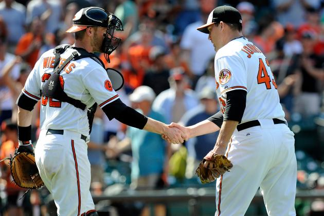 Analyzing Crowded Offseason Closer Market with Jim Johnson Now Available